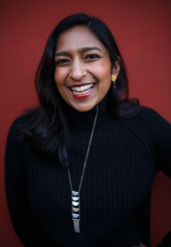 Priya Krishna - Priya Krishna is a food writer who contributes to the New York Times, The New Yorker, Bon Appétit, and more. She is also the author of the college-centric cookbook Ultimate Dining Hall Hacks, and formerly worked for Lucky Peach.