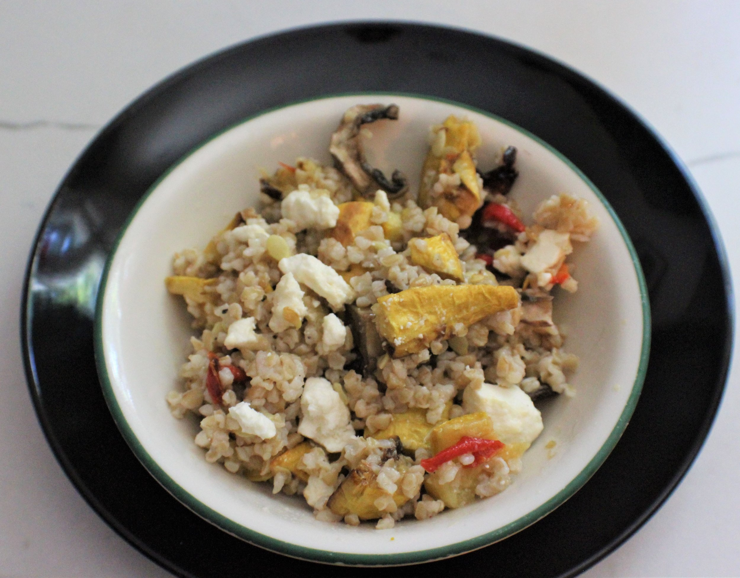 bulgur with roasted vegetables.JPG