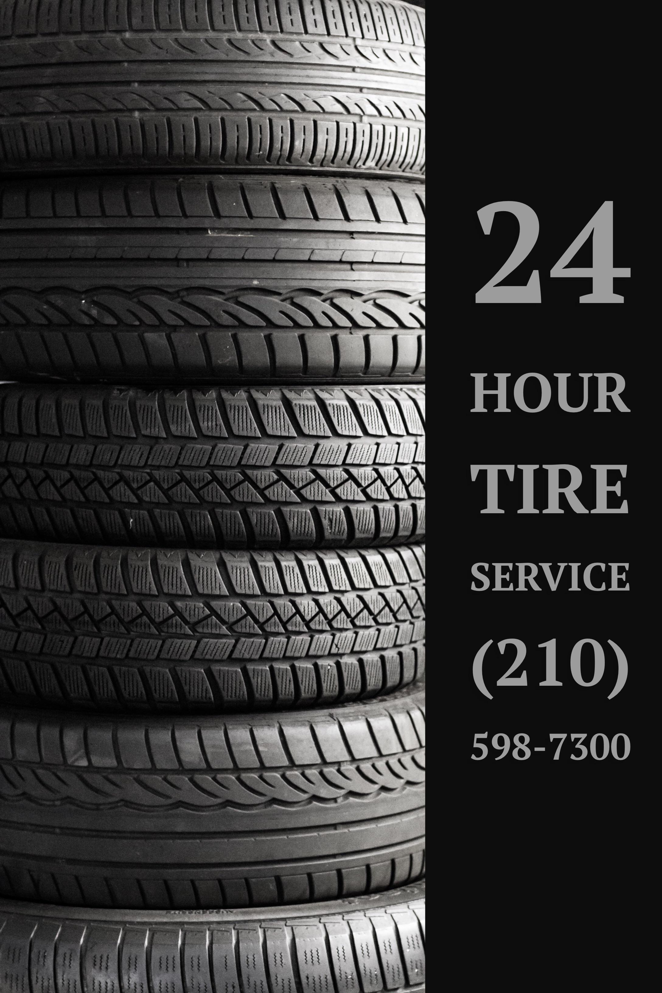 Mobile Tire Service San Antonio