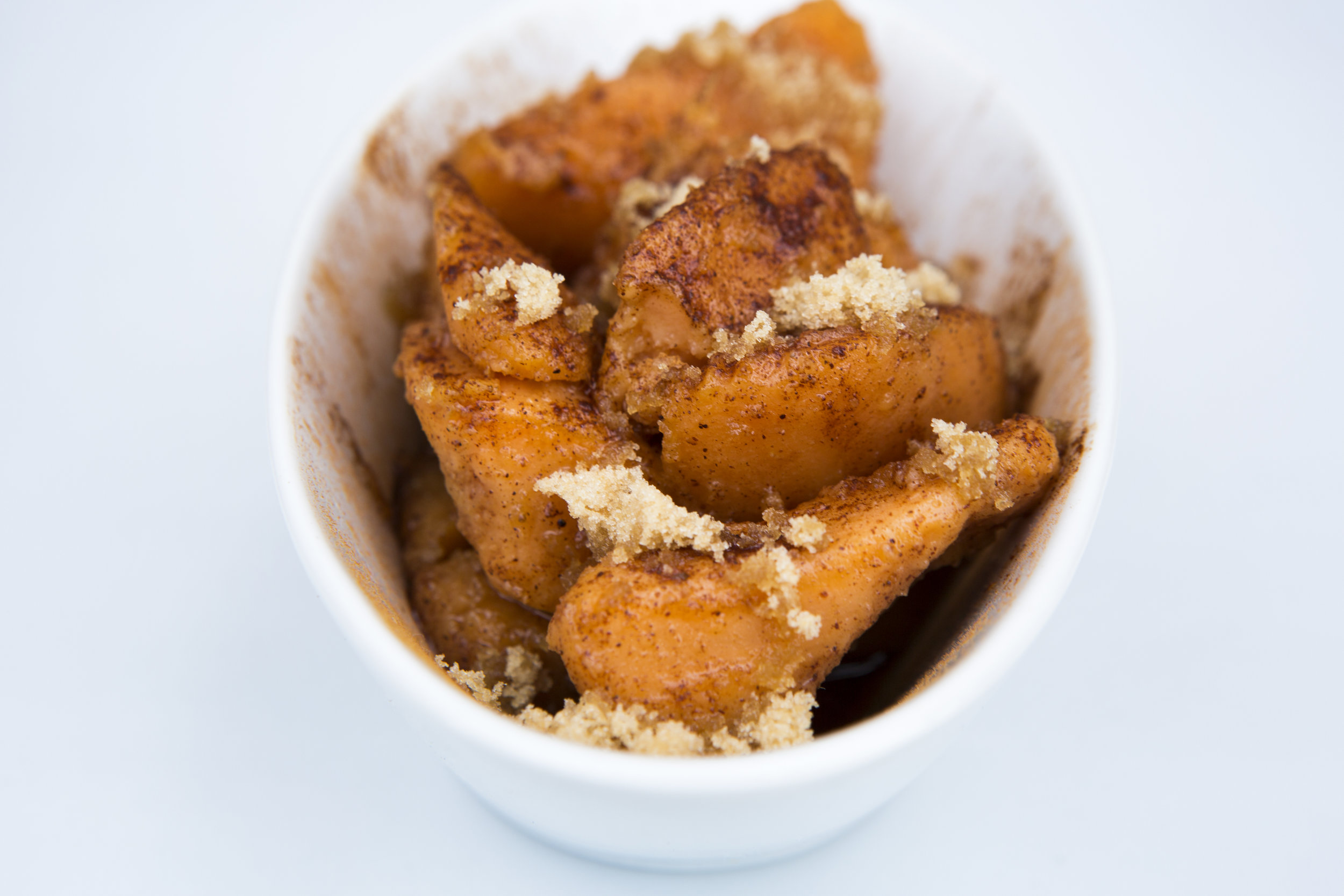 Candied Sweet Potato