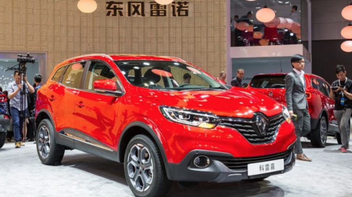 Photo: After years of ho-hum growth, Renault is getting traction via Chinese partnerships and acquisitions.