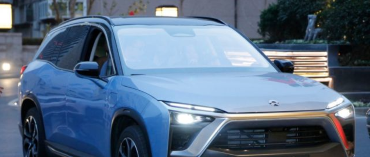 Photo: NIO tops off a rough start to 2019 with a recall for fire risks, due to fault battery packs.