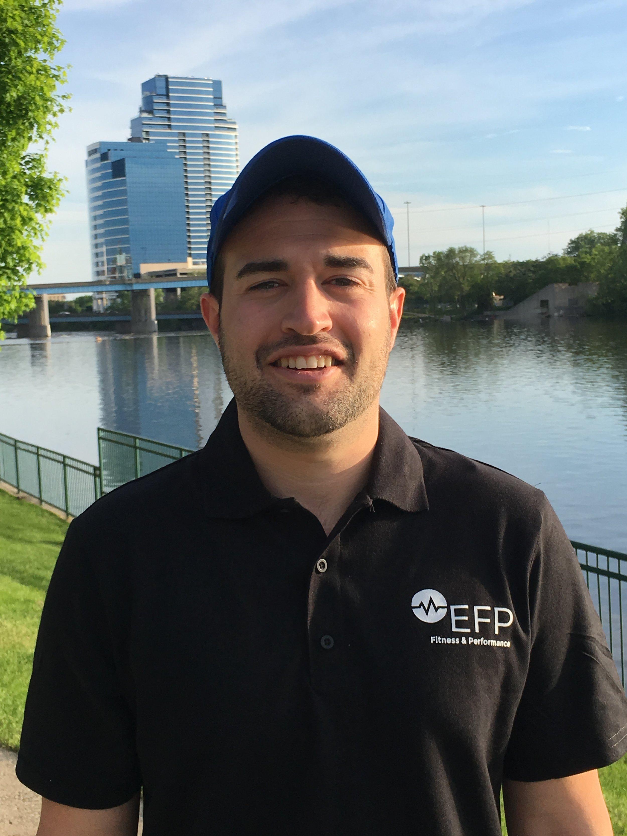 David Fuller, Head Trainer at EFP