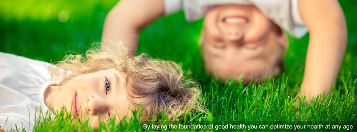 Healthy children supplements