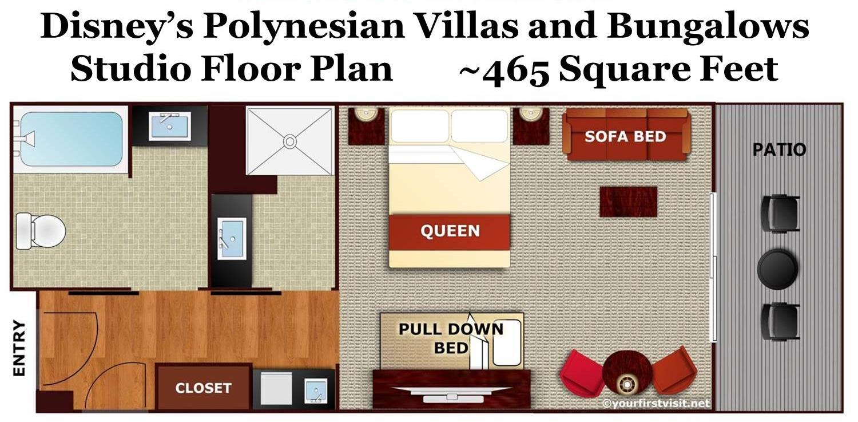 Thanks to YourFirstVisit.net for this amazing floorplan! (Copyright YourFirstVisit.net)