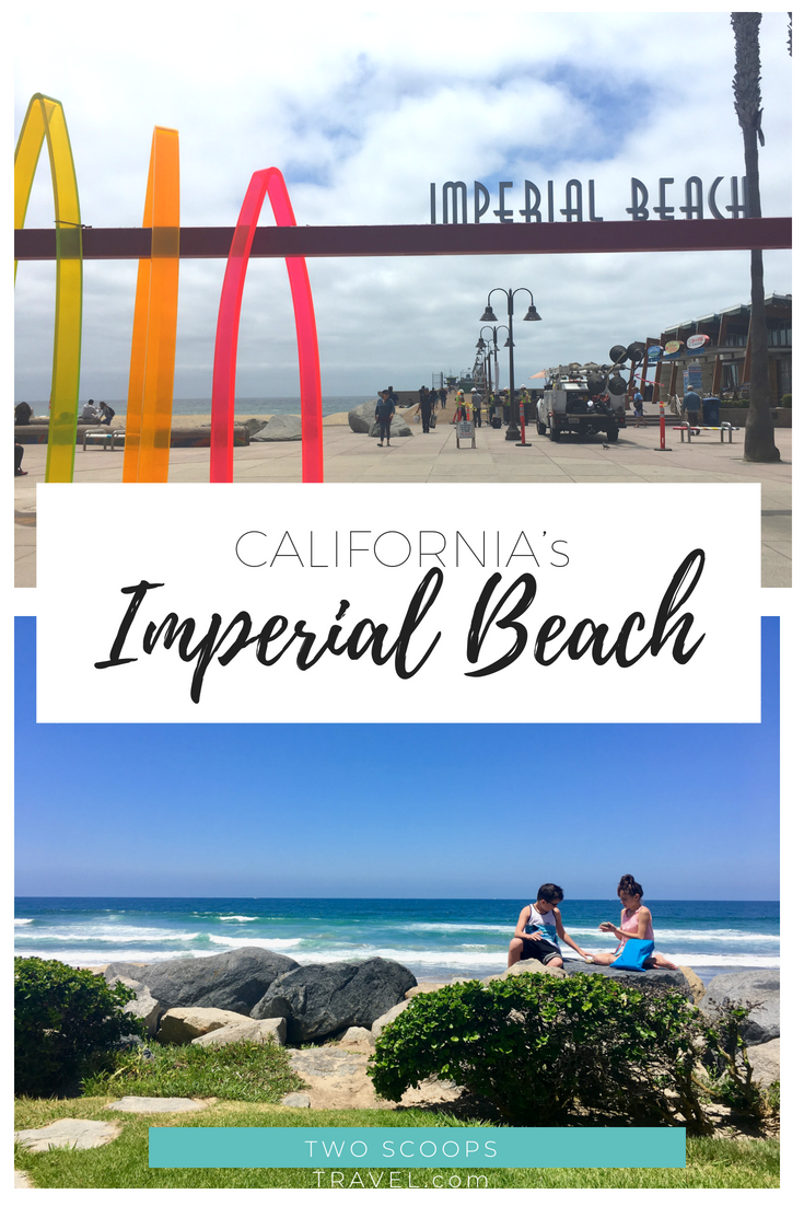 Review of Imperial Beach, California by Two Scoops Travel