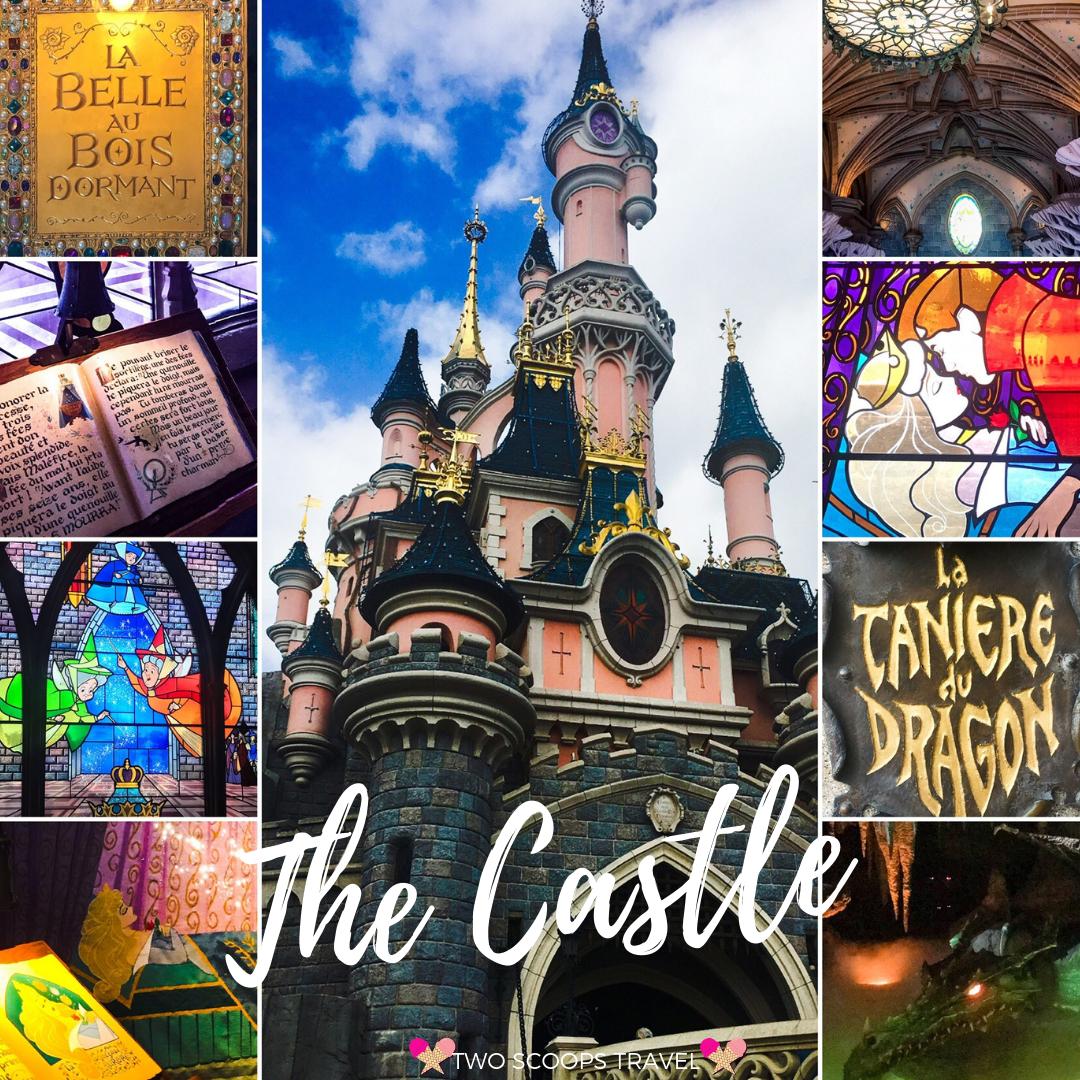 Inside Disneyland Paris Sleeping Beauty Castle (c) Two Scoops Travel 2018