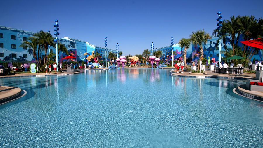 Disney's Art of Animation Resort -