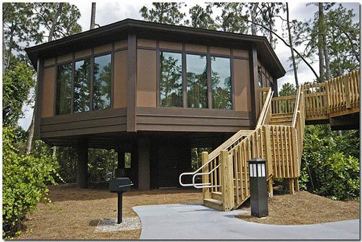 Disney's Saratoga Springs - Treehouse Villas -