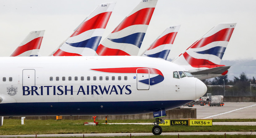 flight options - BA 1:00 PM London Heathrow - 2:30 PM Edinburg (1hr30m)$310 for 2 tickets - economy plus (seat + carry on + checked bag) [client book direct with British Airways]