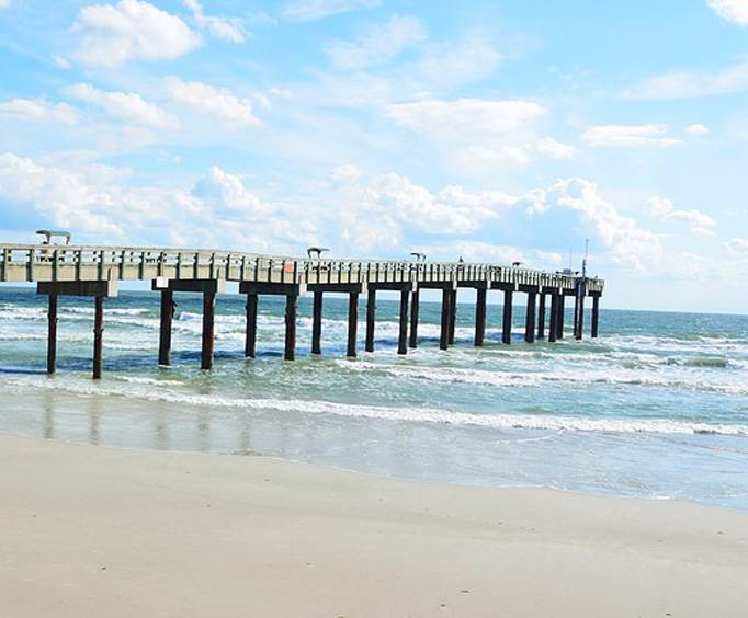 St. John County Ocean Pier
