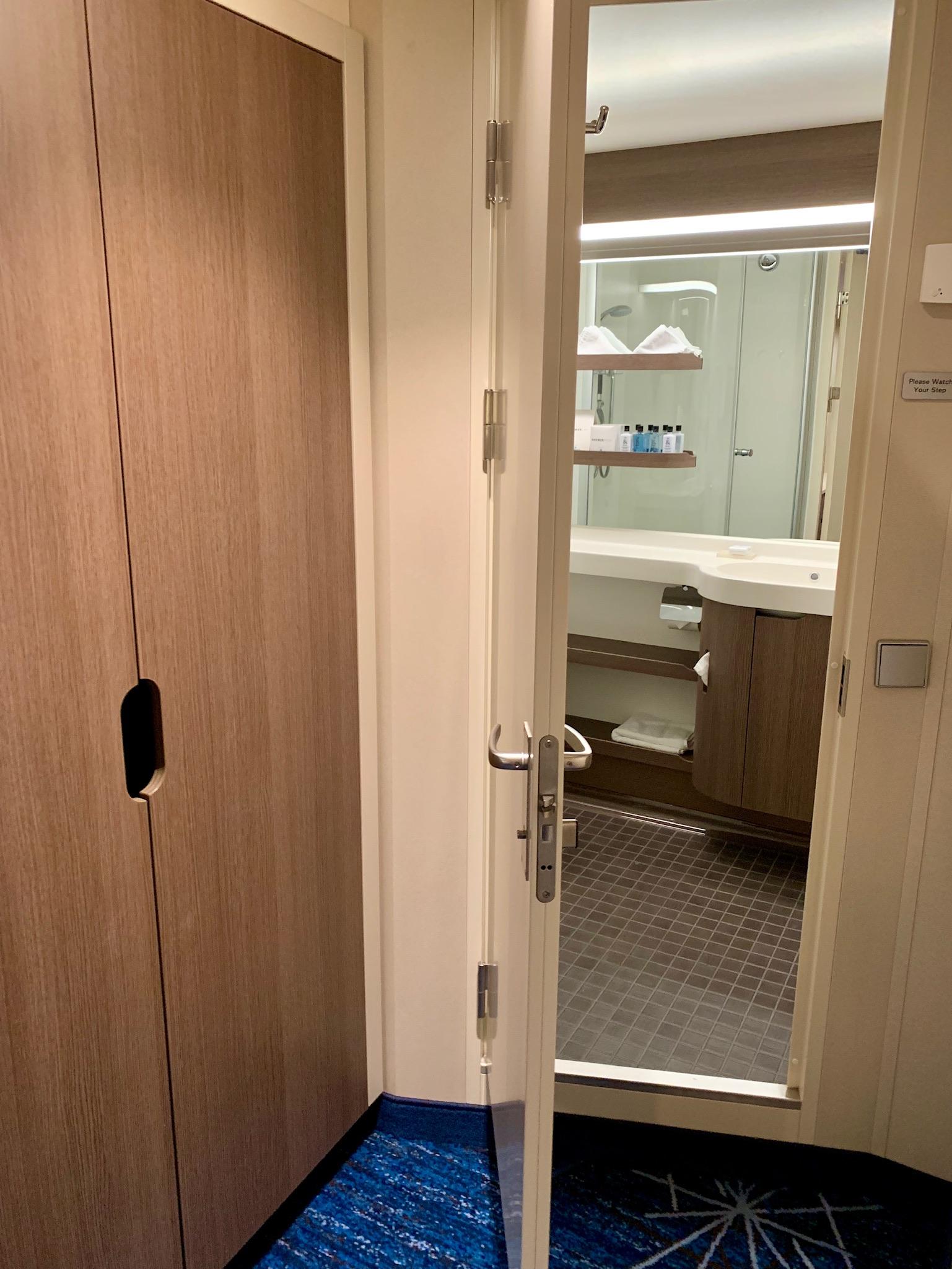 NCL Joy Concierge Family Suite 2nd bath