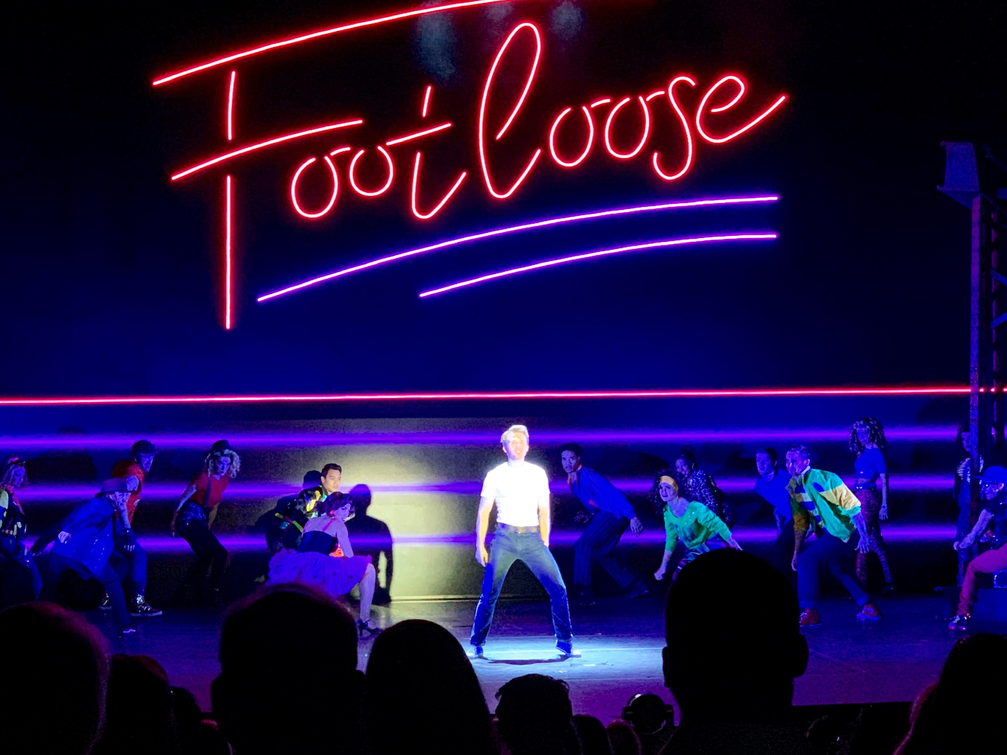 NCL Joy Concierge Theater Footloose MAIN