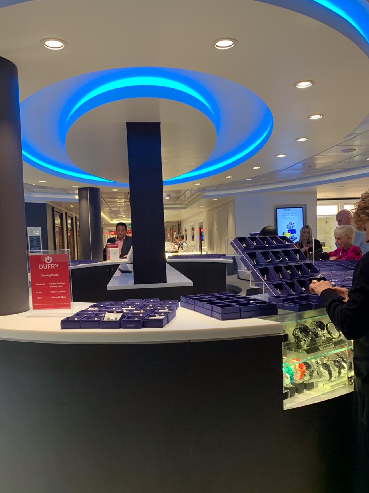 NCL Joy Shopping 2