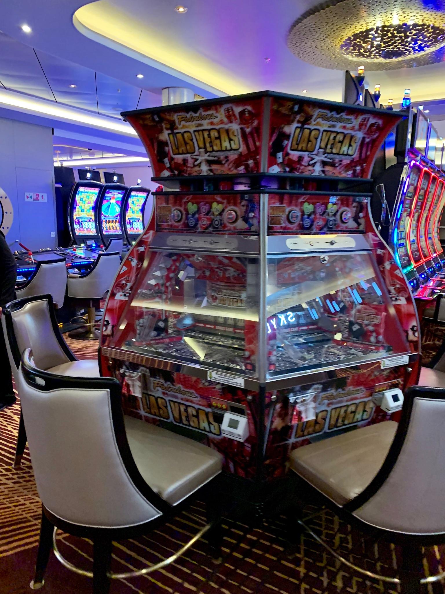 NCL Joy Casino