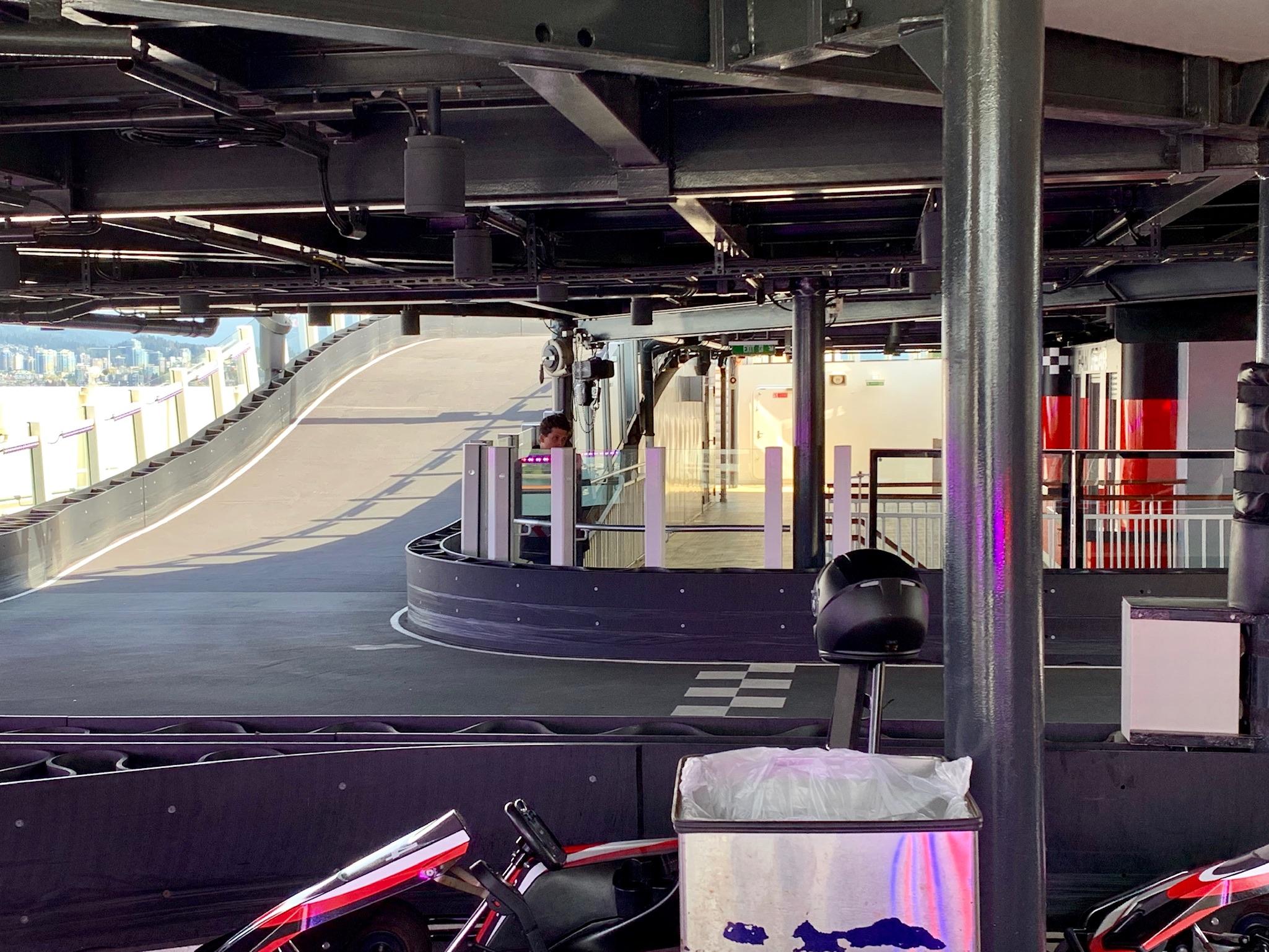 NCL Joy Speedway Lower Track