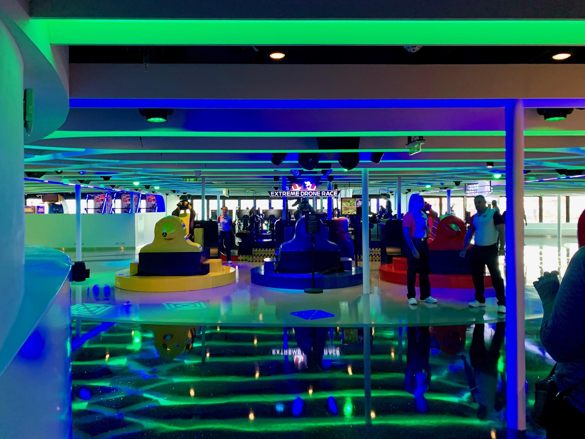 NCL Joy Galaxy Pavilion Overview