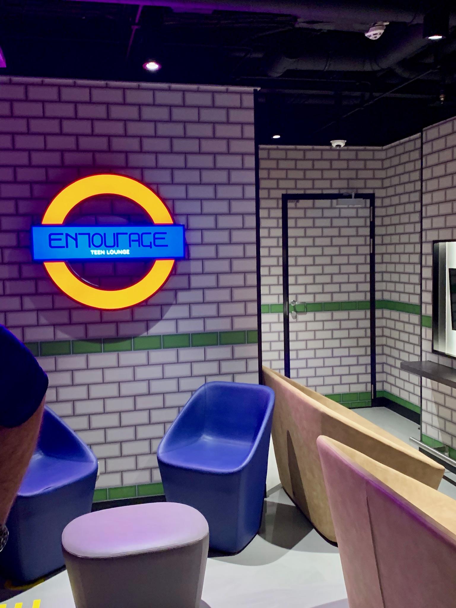 NCL Joy Galaxy Pavilion Teen Lounge 3