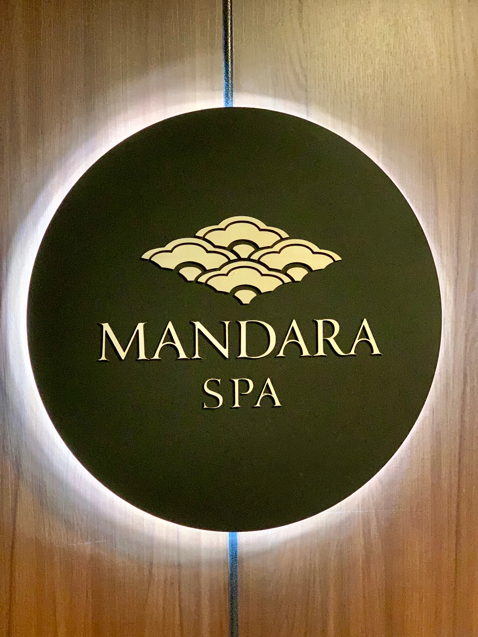 NCL Joy Mandara Spa