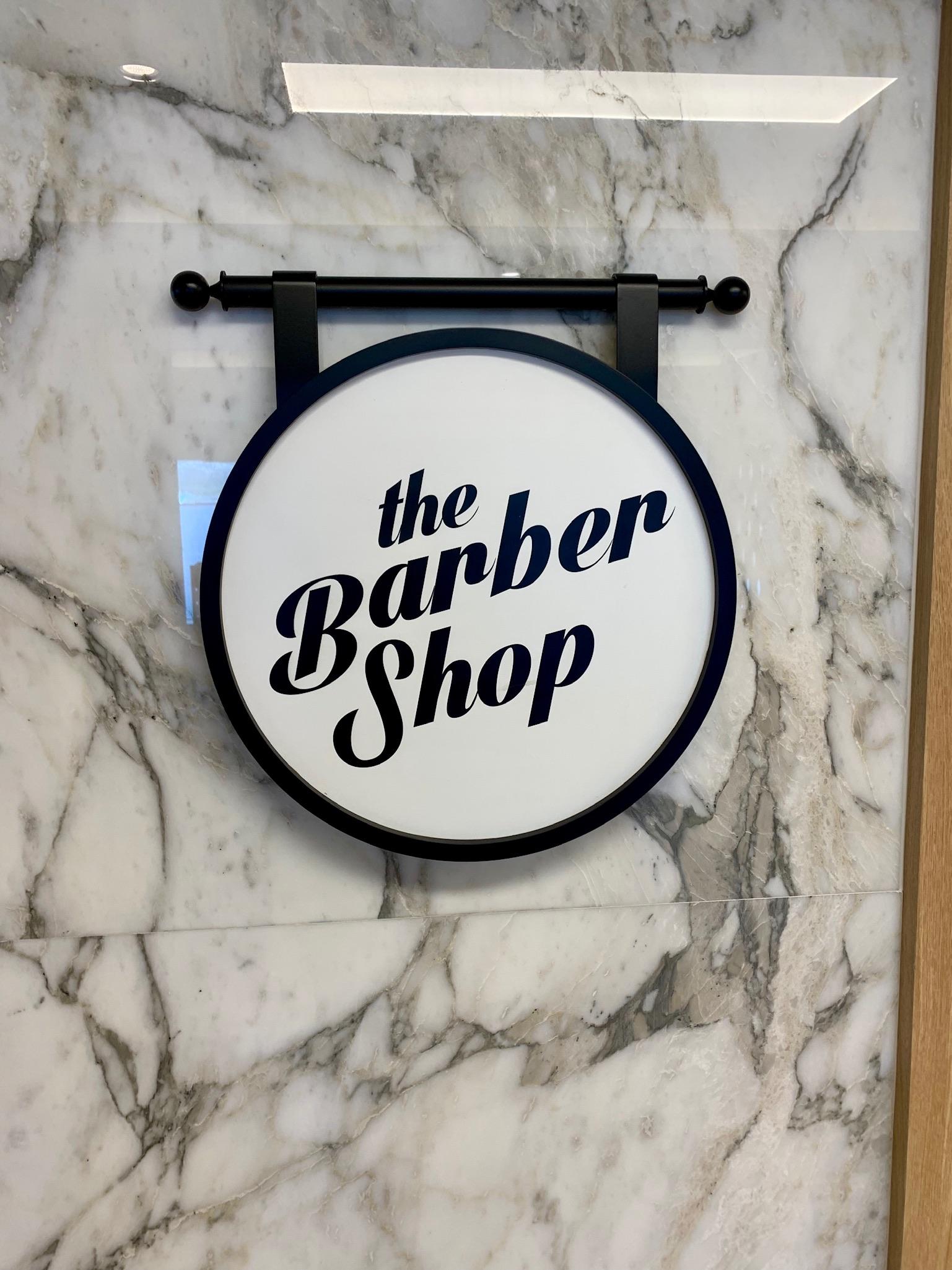 NCL Joy Barber Shop