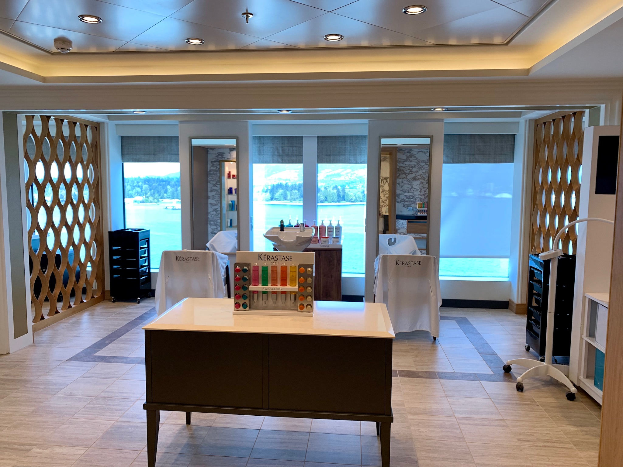 NCL Joy Salon Overview