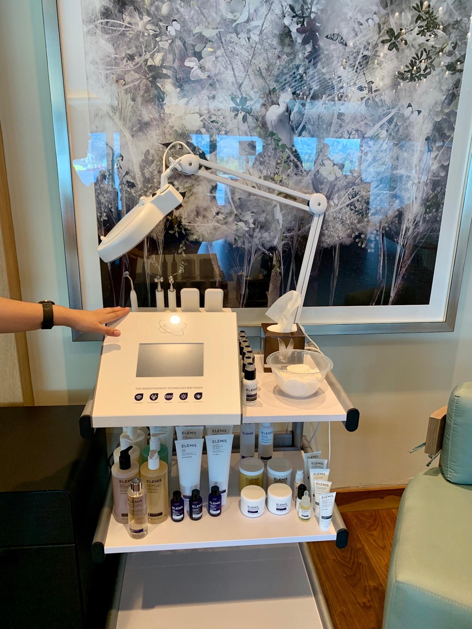 NCL Joy Salon Treatments