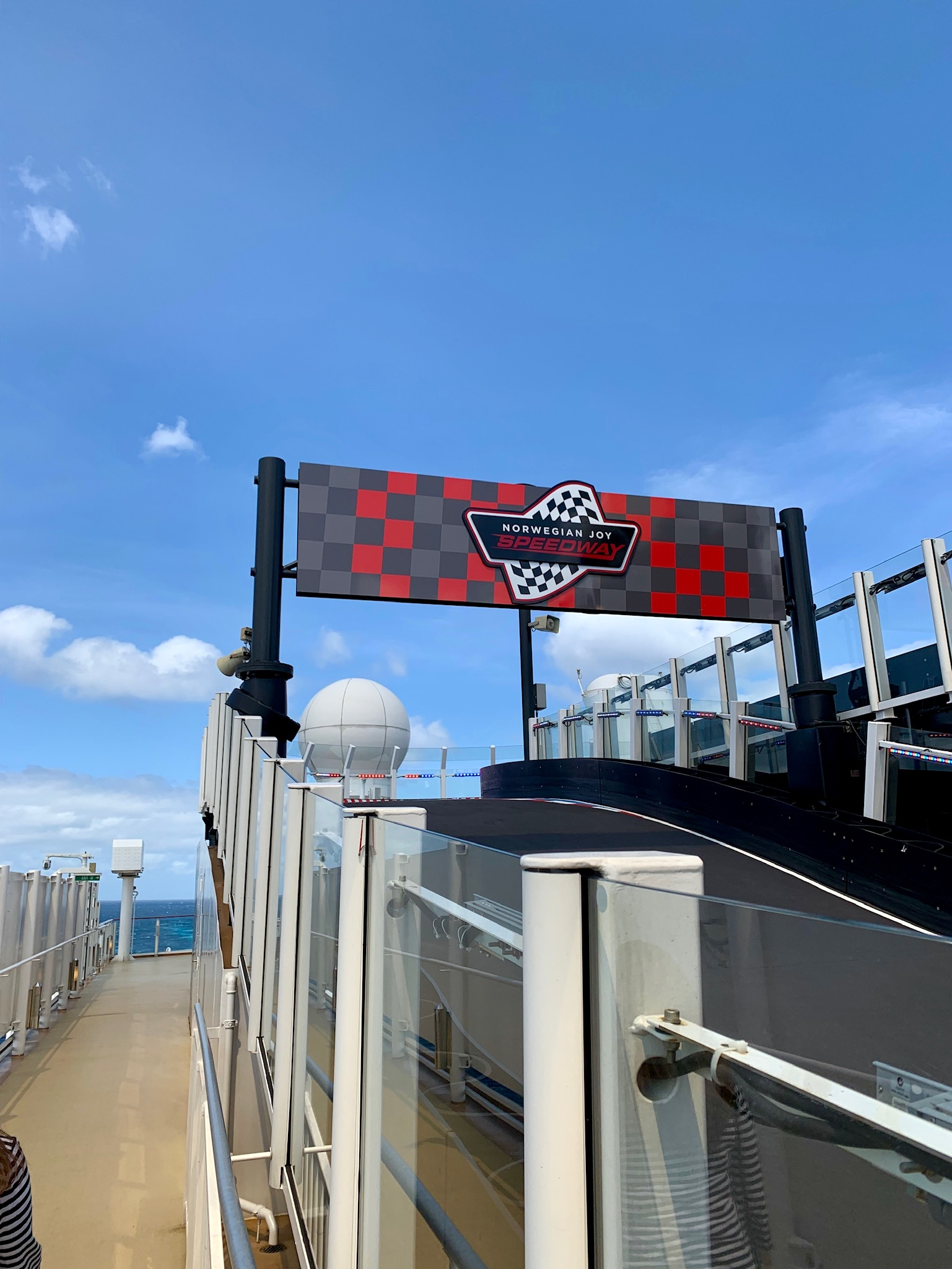 NCL Joy - Entertainment - Speedway track start.jpg