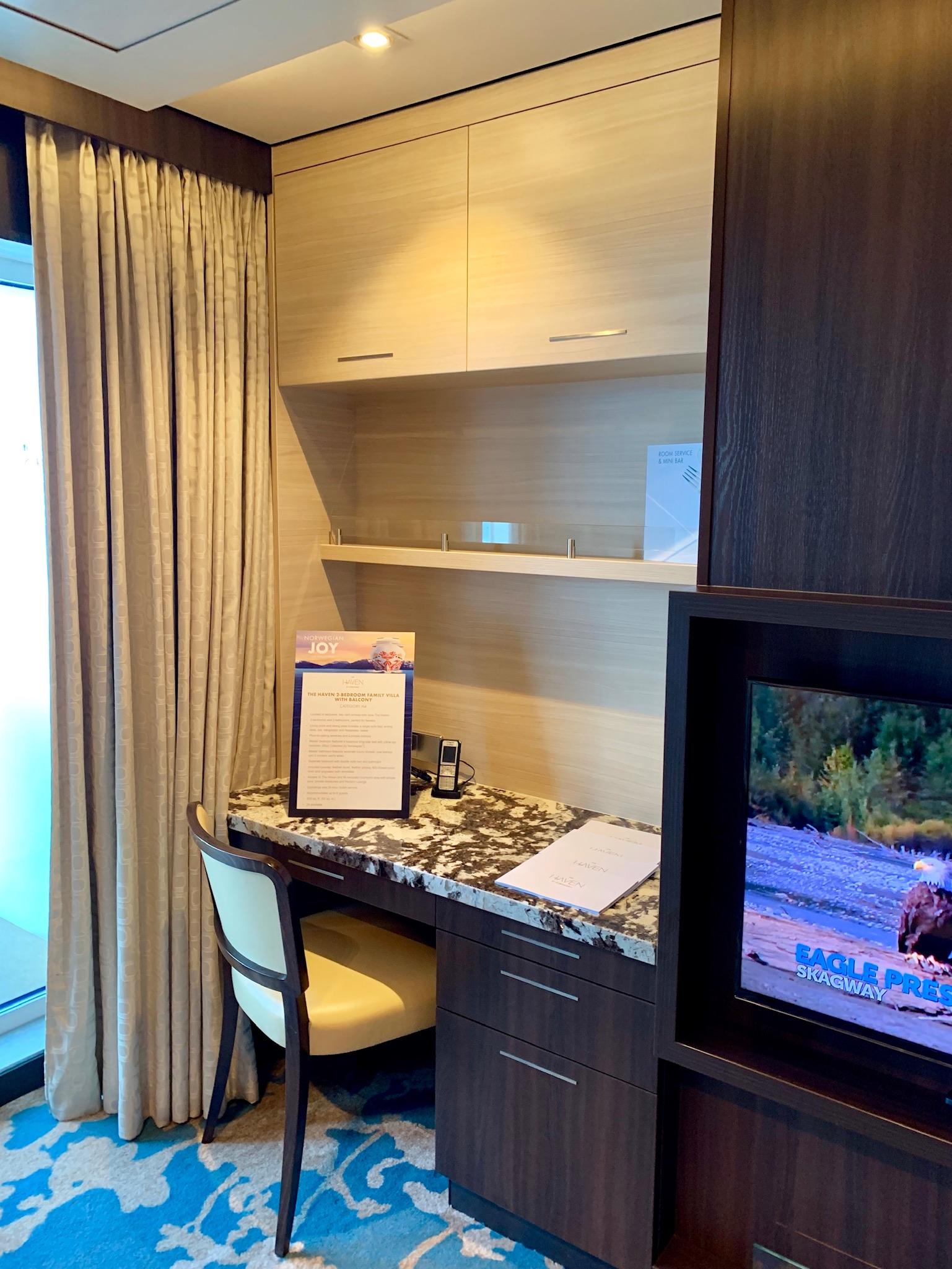 NCL Joy - Rooms - Haven 2 BR Family Villa Desk Media.jpg