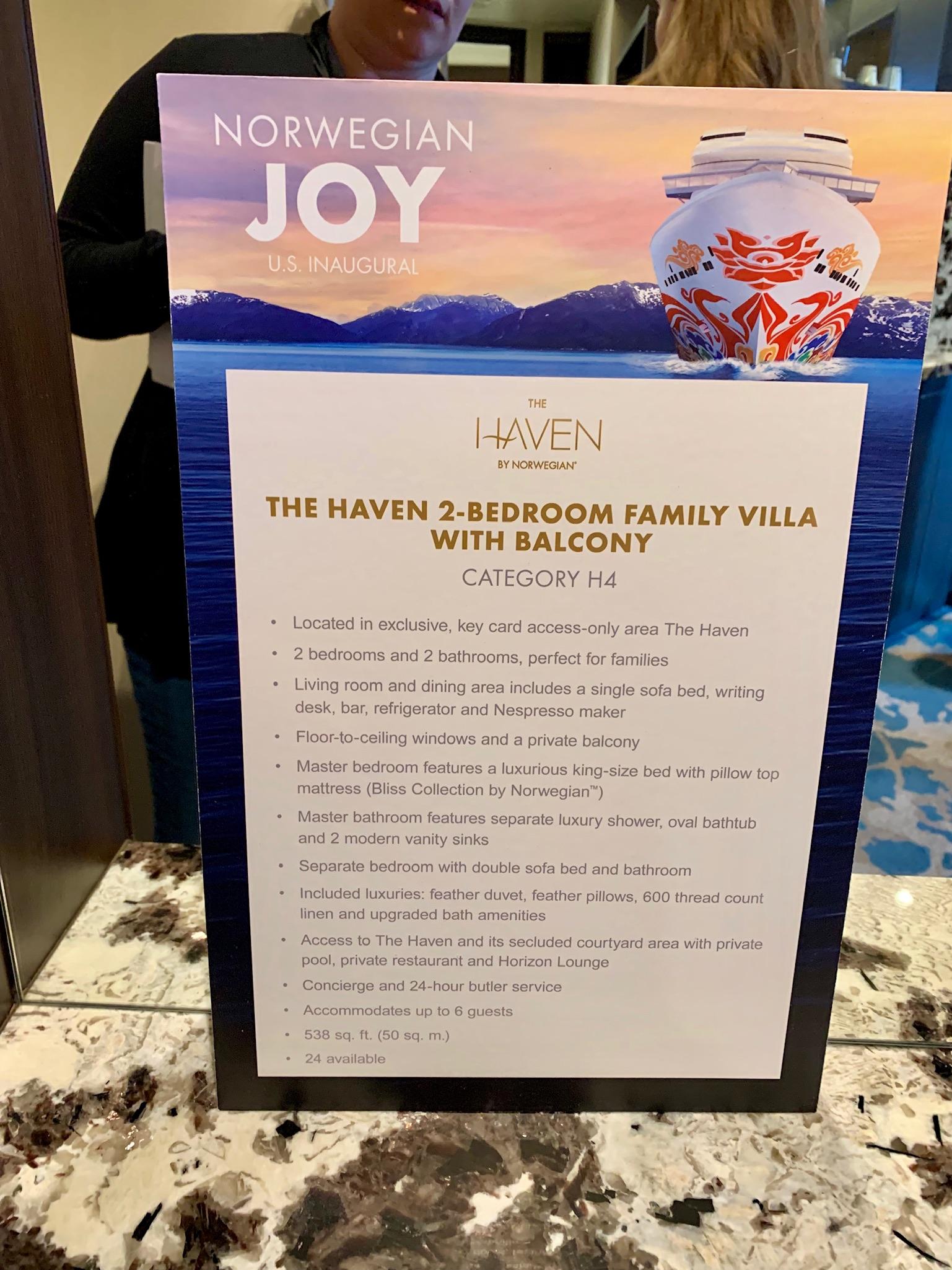 NCL Joy - Rooms - Haven 2 BR Family Villa Room Info.jpg