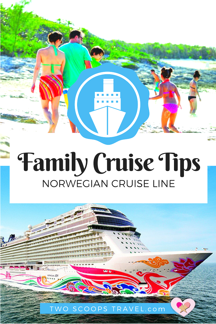 Family Cruise Tips for Making the Most of a Norwegian Cruise Vacation