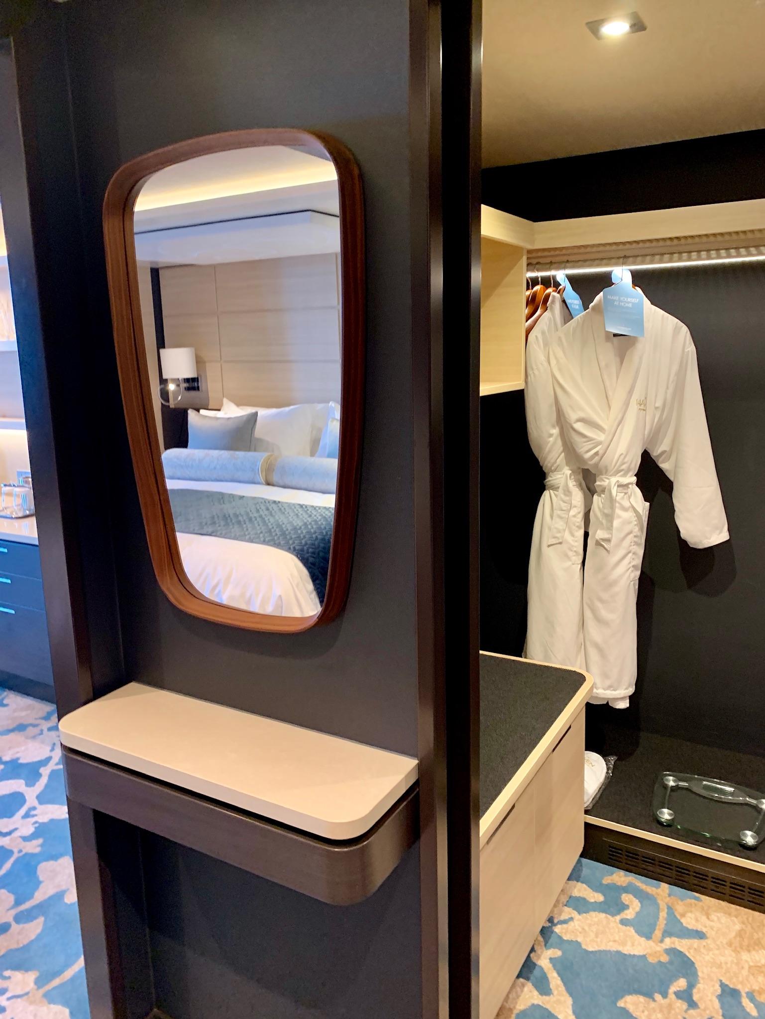 NCL Joy - Rooms - Haven Family Villa Suite Closet.jpg