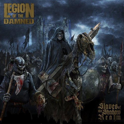 "Brian worked with thrash metal band  Legion Of The Damned  for their latest album, "" Slaves of the Shadow Realm "", writing an intro for the track ""Priest Hunt"", as well as the Outro for the album.  - Album Review   -  Loudwire  interview with lead singer Maurice Swinkels"