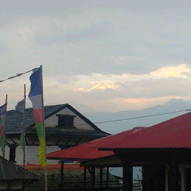 Good evening from Rainaskot