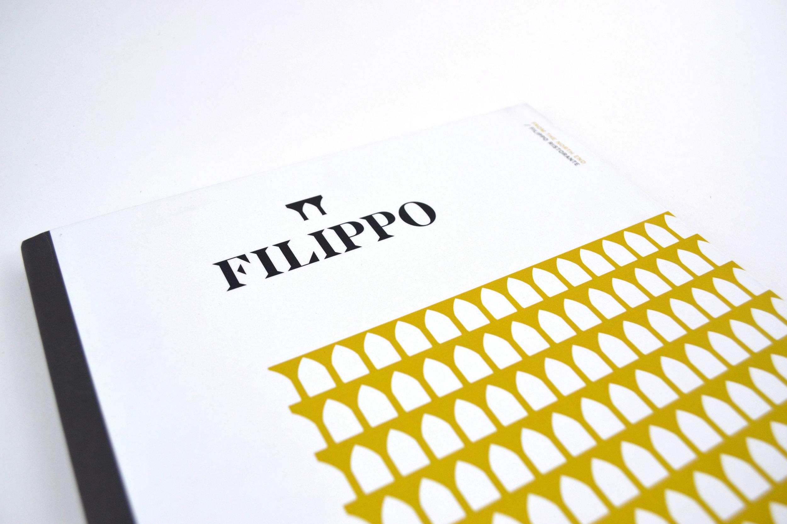 Filippo Brand Identity -