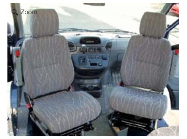 Transit Swivel Seats