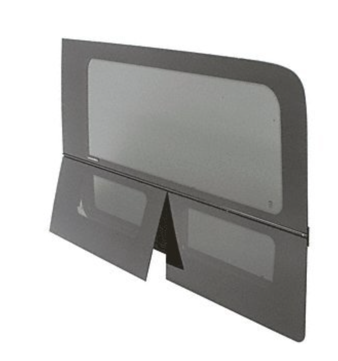 """CRL 2007+ T-Vent Drivers Side Rear Panel 170""""WB"""
