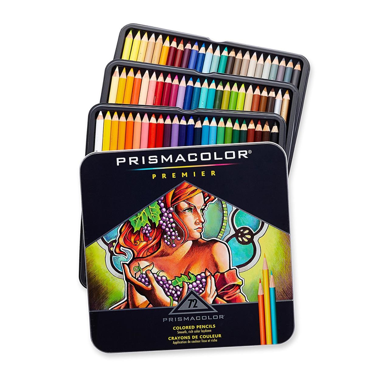 Prismacolor 3599TN Premier Colored Pencils