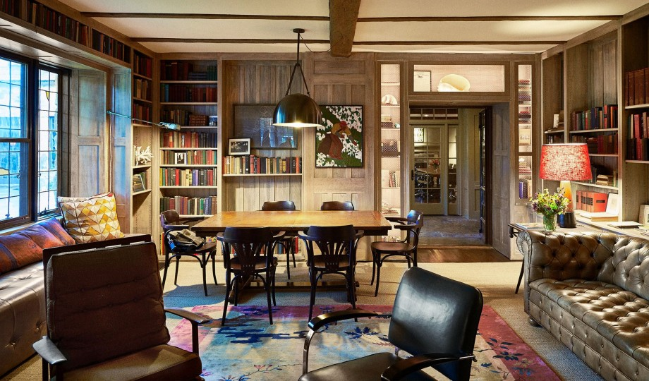 Troutbeck - An enchanting private estate and country retreat, only 2 hours from NYC.