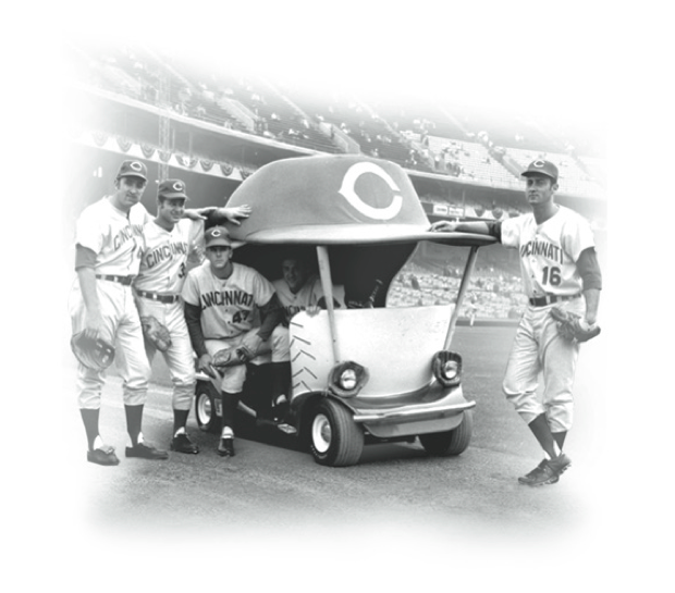 The first Baseball Buggy