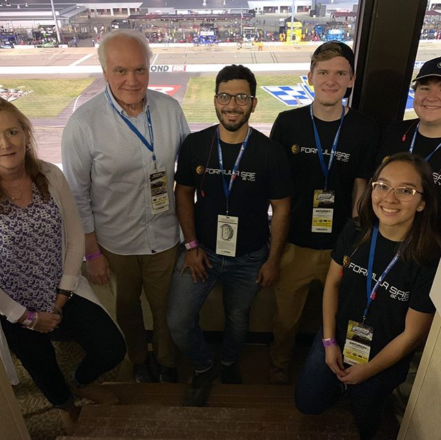 A huge Thank You for Henrico EDA allowing us the opportunity to join them at last weeks NASCAR Race and the opportunity to meet @richmondraceway President. We hope to grow these connections and continue our team's involvement in the #rva community.