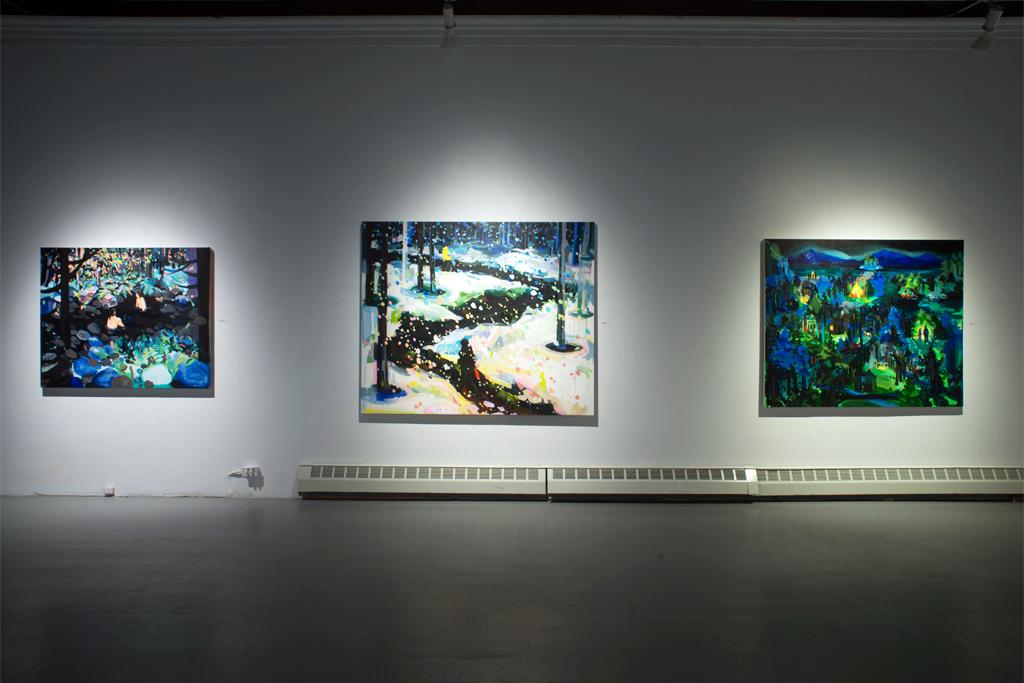 MFA Thesis Exhibition Anna Leonowens Gallery, Halifax NS March 23-April 4 2015