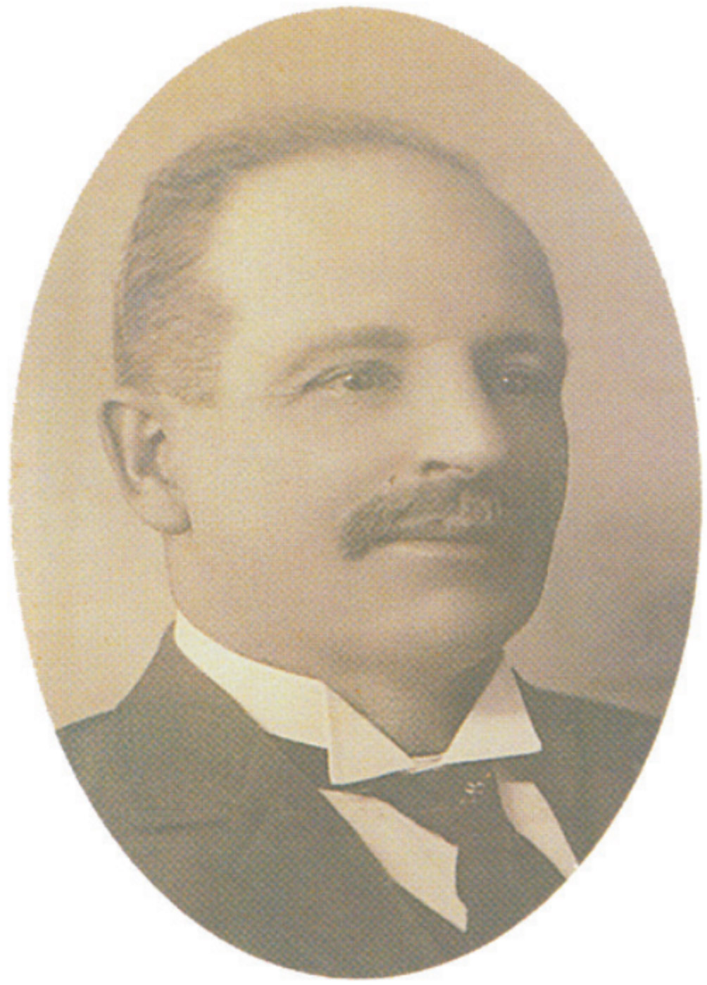 Frank Archer, founder Landfall 1876