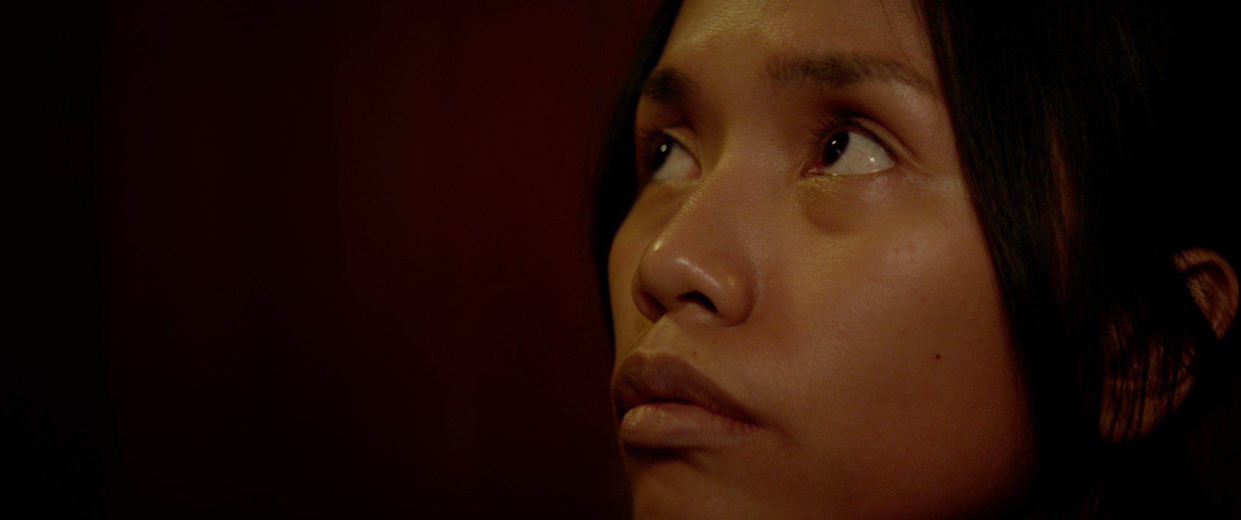 Aina Dumlao in  Diwa , a short film