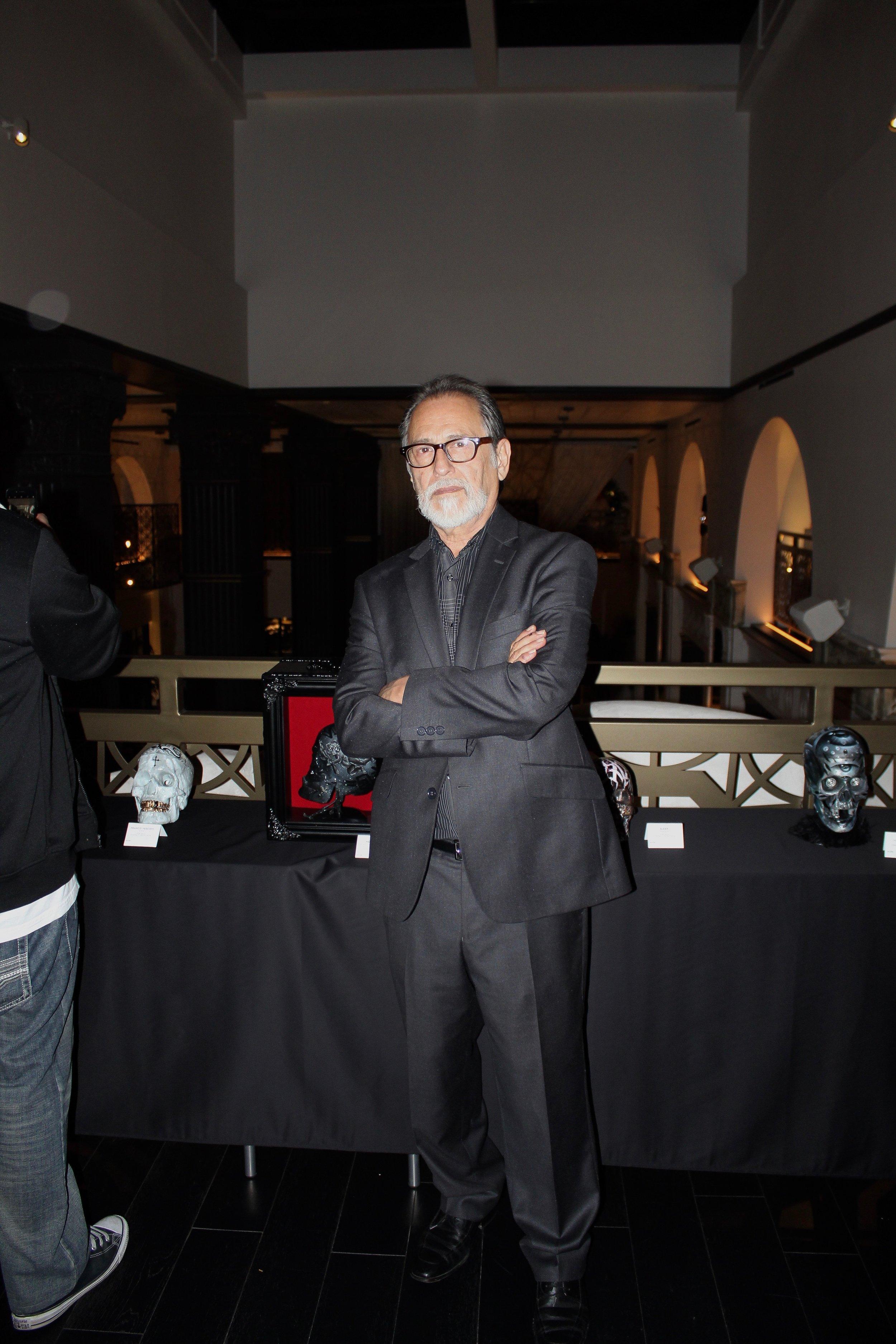 artist Chaz Bojorquez