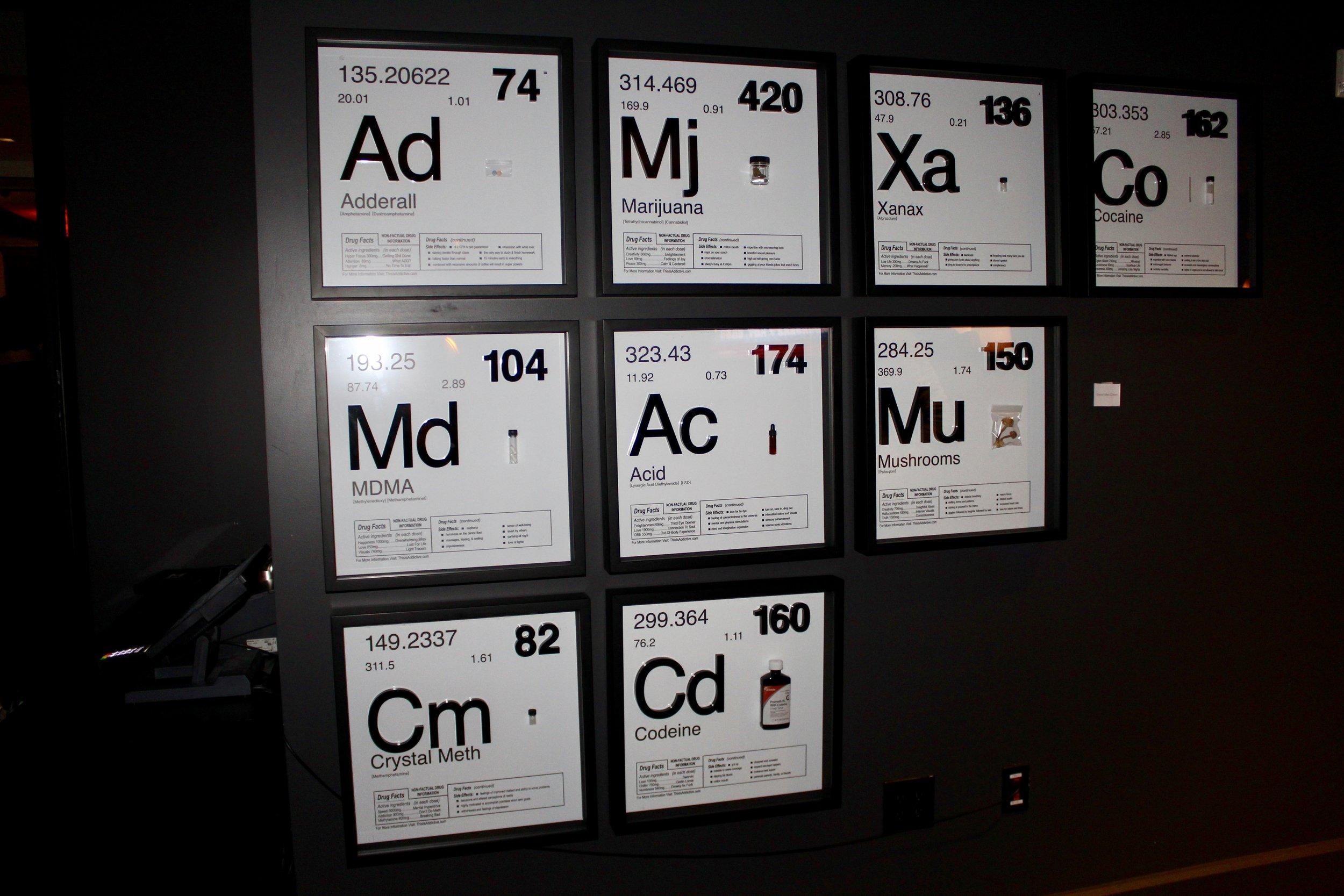 The Periodic Table by Daniel Allen Cohen