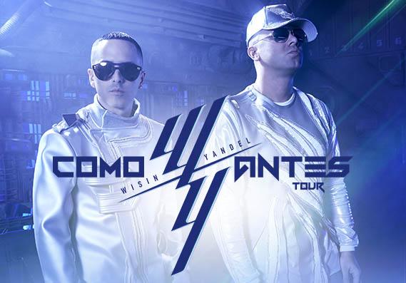 Wisin y Yandel, Como Antes Tour 2019.jpg