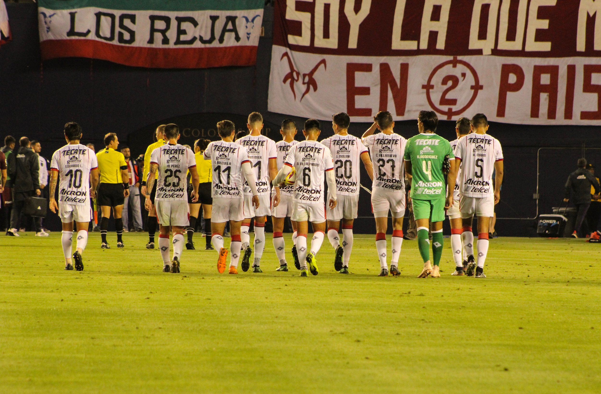 Chivas de Guadalajara by Roger Martinez