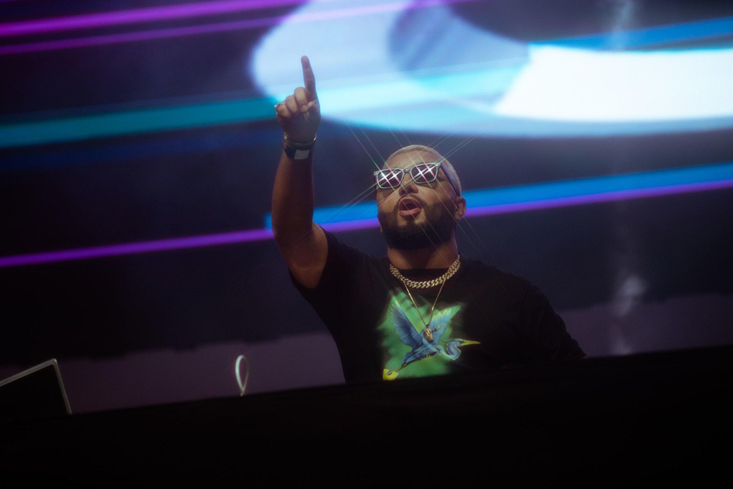 DJ Alex Sensation by Andrew Gomez