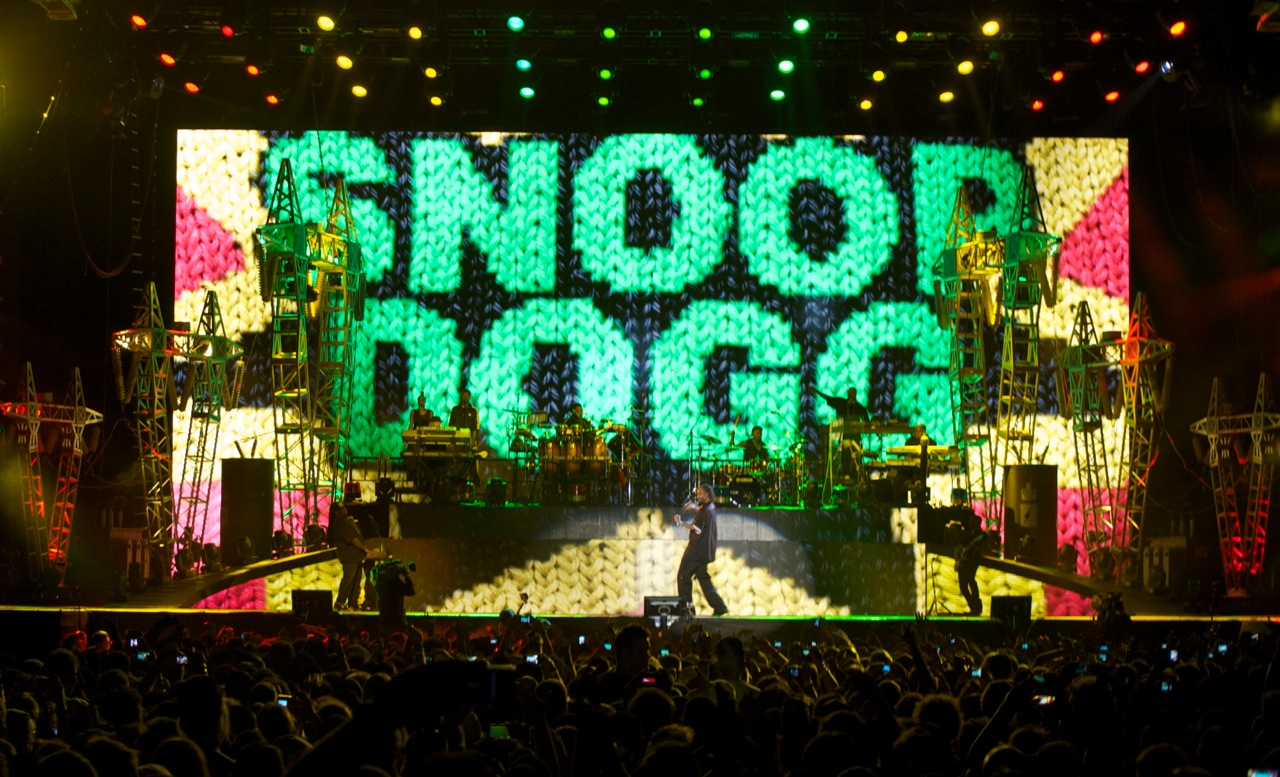 DR. DRE & SNOOP DOGG - COACHELLA