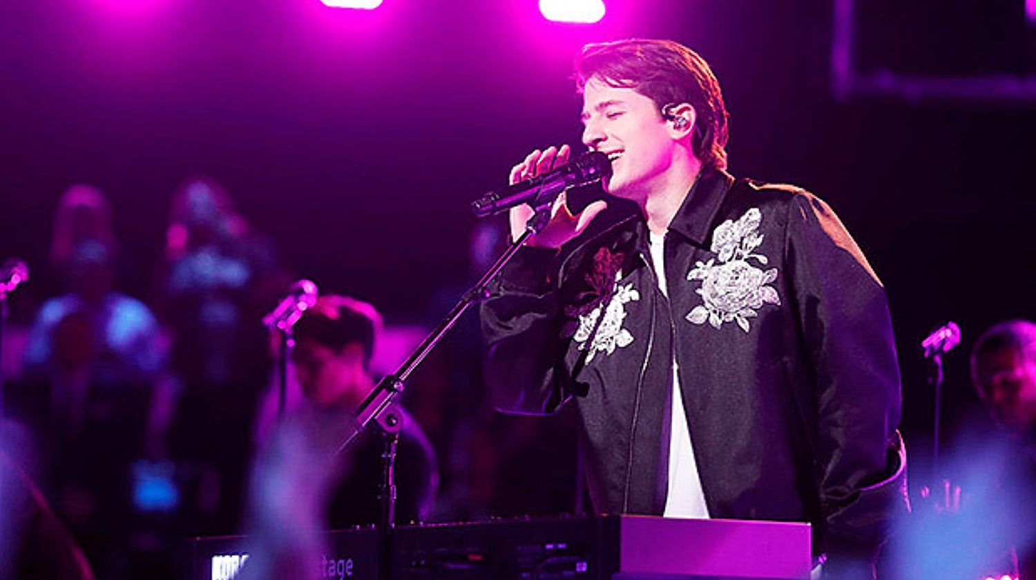 CHARLIE PUTH - THE VOICE